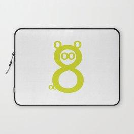 Orsacchi8 Laptop Sleeve