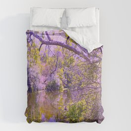 Colors in Nature Comforters