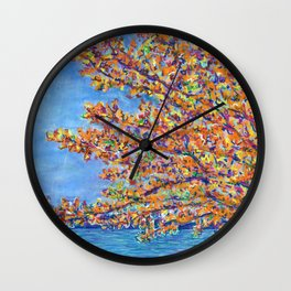 Leander Boatclub Wall Clock