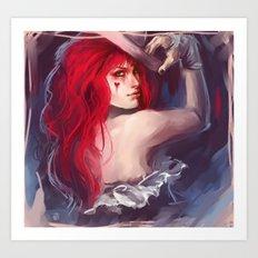 Emilie Autumn Art Print