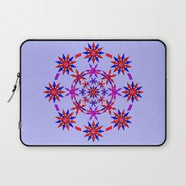 Shuriken Lotus Flower v3 Laptop Sleeve