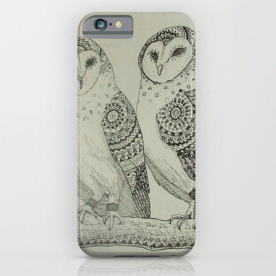Owls iPhone & iPod Case