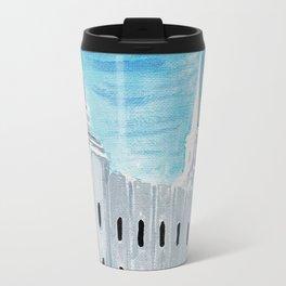 Brigham City Utah LDS Temple Travel Mug