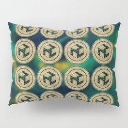 Grid of  Antahkaranas  -Antahkarana square -male Pillow Sham