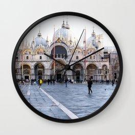 Venezia, San Marco Wall Clock