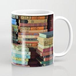 Vintage Library Coffee Mug