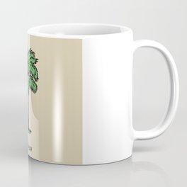 La Palm color Coffee Mug