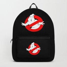 Ghostbusters Black Backpack