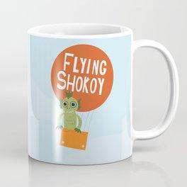 Flying Shokoy (Philippine Mythological Creatures Series) Coffee Mug