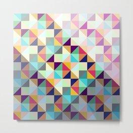 Bizarre Love Triangles Metal Print