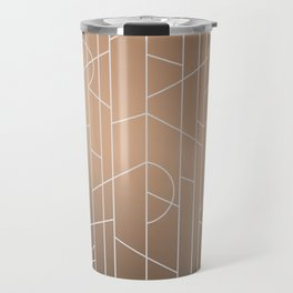Patternbronze #3 Travel Mug