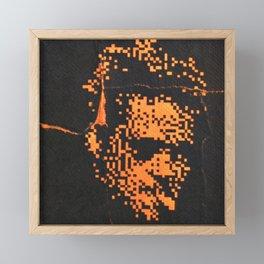Tyler Durden without the Narrator Framed Mini Art Print