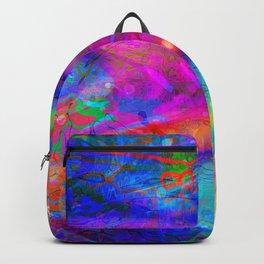 Funky Walls Backpack