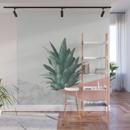 Pineapple Dip VI Wall Mural