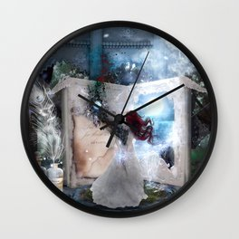The Dangerous Mind Wall Clock
