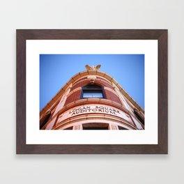 Logan Square Auditorium Framed Art Print