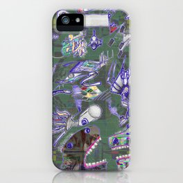 Goobs On Parade iPhone Case
