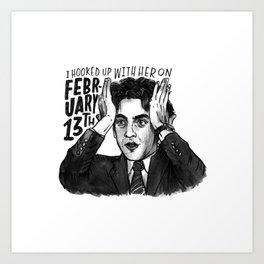 Ryan | Office Art Print
