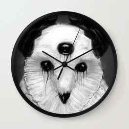 OWLEFICENT Wall Clock