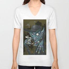 Yo Nosferatu Unisex V-Neck