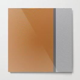 Vulpine Metal Print