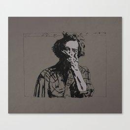 Justin Vernon - Bon Iver Canvas Print