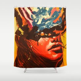 When I need you the most Shower Curtain