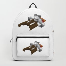Chocolate Bar - Bite Backpack