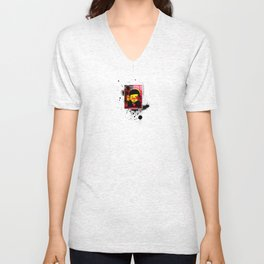 Mondongo Records Unisex V-Neck