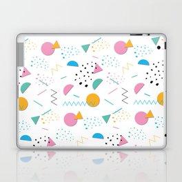 Bright 80s Party Pattern Laptop & iPad Skin