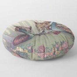Sancta Sanctorum  Floor Pillow