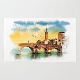 Bridge in Verona Rug