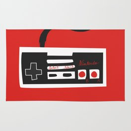 Nintendo Game Controller Rug
