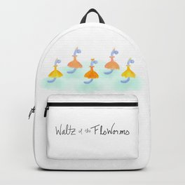 Waltz of the FloWorms Backpack
