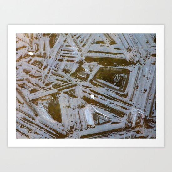 ice VI Art Print