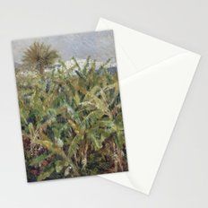 Renoir - Field of Banana Trees, 1881 Stationery Cards