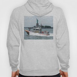 Coast Guard and Liberty Hoody