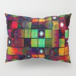 Urban Perceptions, Abstract Shapes Pillow Sham