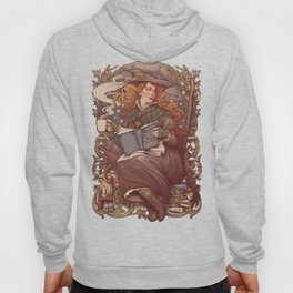 NOUVEAU FOLK WITCH Hoody