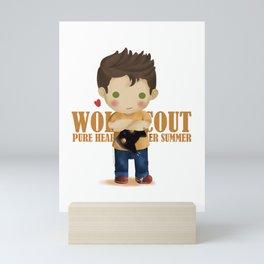 Wolf Scout Mini Art Print