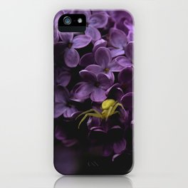 Thomise & Lilas iPhone Case