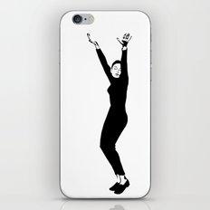 I rather feel like expressing myself! iPhone & iPod Skin