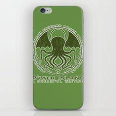 R'lyeh Island iPhone & iPod Skin