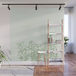 Time for growth Wall Mural