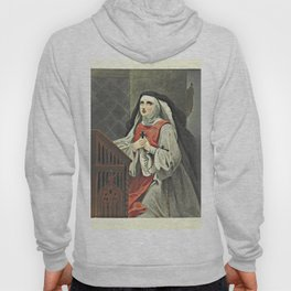 The Christian Graces in Olden Times Hoody