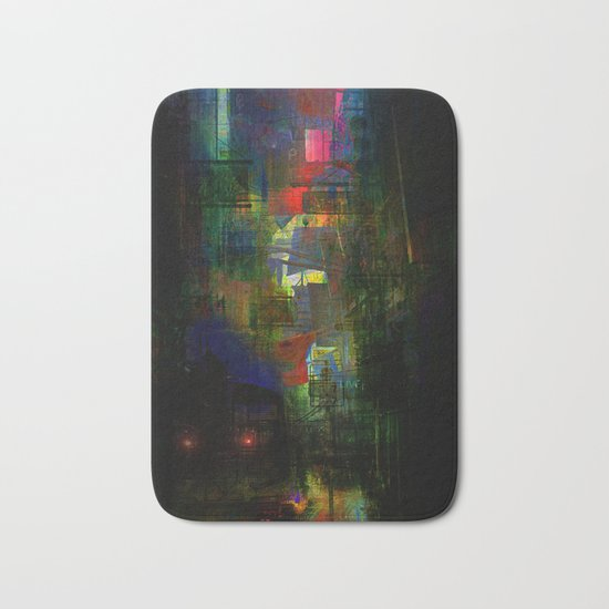 Buried memories Bath Mat