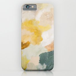 Mountain Springs iPhone Case