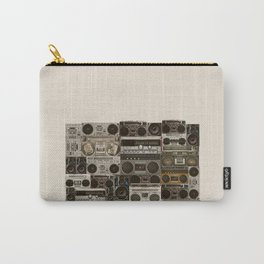 Wall Of Sound Carry-All Pouch