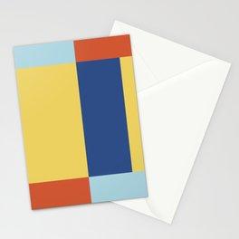 Bauhaus style Stationery Cards