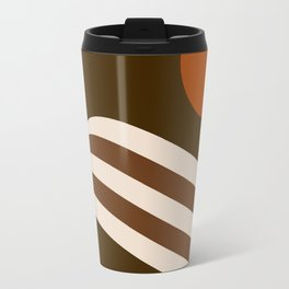 Swell - Cocoa Stripes Travel Mug